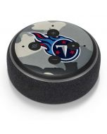 Tennessee Titans Camo Amazon Echo Dot Skin