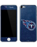 Tennessee Titans Distressed Apple iPod Skin