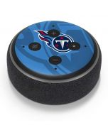 Tennessee Titans Double Vision Amazon Echo Dot Skin