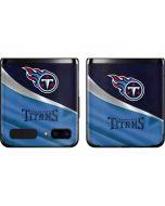 Tennessee Titans Galaxy Z Flip Skin
