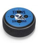 Tennessee Titans Helmet Amazon Echo Dot Skin