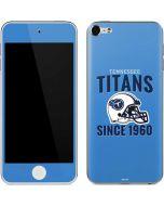 Tennessee Titans Helmet Apple iPod Skin