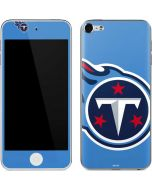 Tennessee Titans Large Logo Apple iPod Skin