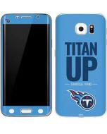 Tennessee Titans Team Motto Galaxy S6 Edge Skin