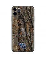 Tennessee Titans Realtree AP Camo iPhone 11 Pro Max Skin