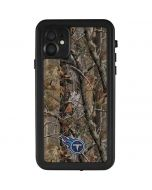 Tennessee Titans Realtree AP Camo iPhone 11 Waterproof Case