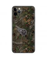 Tennessee Titans Realtree Xtra Green Camo iPhone 11 Pro Max Skin