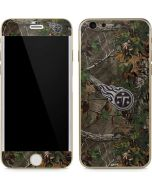Tennessee Titans Realtree Xtra Green Camo iPhone 6/6s Skin