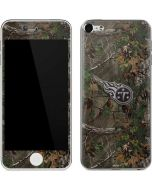 Tennessee Titans Realtree Xtra Green Camo Apple iPod Skin