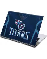 Tennessee Titans Team Jersey Yoga 910 2-in-1 14in Touch-Screen Skin