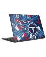 Tennessee Titans Tropical Print HP Envy Skin
