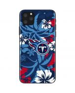 Tennessee Titans Tropical Print iPhone 11 Pro Max Skin