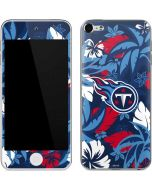 Tennessee Titans Tropical Print Apple iPod Skin