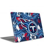 Tennessee Titans Tropical Print Apple MacBook Air Skin