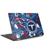 Tennessee Titans Tropical Print Dell XPS Skin