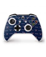 Houston Texans Blitz Series Xbox One S Controller Skin