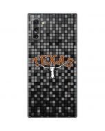 Texas Longhorns Checkered Galaxy Note 10 Skin