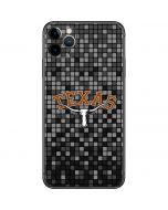 Texas Longhorns Checkered iPhone 11 Pro Max Skin