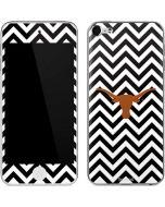 Texas Longhorns Chevron Black Apple iPod Skin