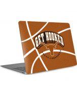 Texas Longhorns Get Hooked Apple MacBook Air Skin