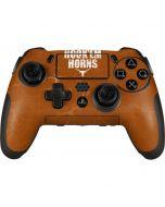 Texas Longhorns Hook Em PlayStation Scuf Vantage 2 Controller Skin