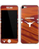 Texas Longhorns Jersey Apple iPod Skin