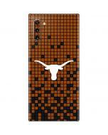 Texas Longhorns Orange Checkered Galaxy Note 10 Skin