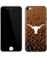 Texas Longhorns Orange Checkered Apple iPod Skin