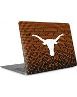 Texas Longhorns Orange Checkered Apple MacBook Air Skin