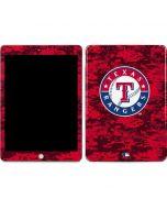 Texas Rangers Digi Camo Apple iPad Skin