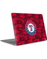 Texas Rangers Digi Camo Apple MacBook Air Skin