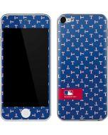 Texas Rangers Full Count Apple iPod Skin