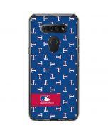 Texas Rangers Full Count LG K51/Q51 Clear Case