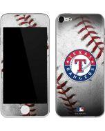 Texas Rangers Game Ball Apple iPod Skin