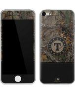 Texas Rangers Realtree Xtra Camo Apple iPod Skin