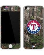 Texas Rangers Realtree Xtra Green Camo Apple iPod Skin