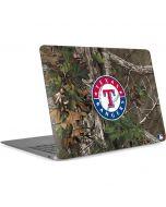 Texas Rangers Realtree Xtra Green Camo Apple MacBook Air Skin