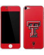 Texas Tech Logo Apple iPod Skin