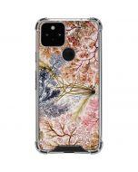 Textile Design by William Kilburn Google Pixel 5 Clear Case