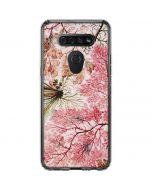 Textile Design by William Kilburn LG K51/Q51 Clear Case