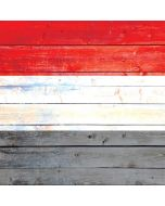 Yemen Flag Light Wood Google Pixel 3a Skin
