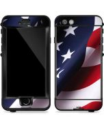 The American Flag LifeProof Nuud iPhone Skin