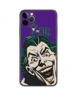 The Classic Joker iPhone 11 Pro Max Skin