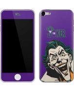 The Classic Joker Apple iPod Skin