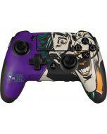 The Classic Joker PlayStation Scuf Vantage 2 Controller Skin