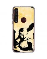 The Defenders Luke Cage Moto G8 Plus Clear Case