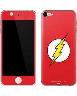 The Flash Emblem Apple iPod Skin