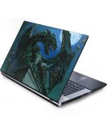 The Green Dragon Generic Laptop Skin