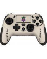 The Joker Calling Card PlayStation Scuf Vantage 2 Controller Skin