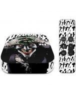 The Joker Insanity Apple TV Skin